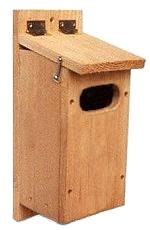 Visit the boreal owl nest box page.