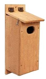 Wood Duck & Hooded Merganser Nest Box